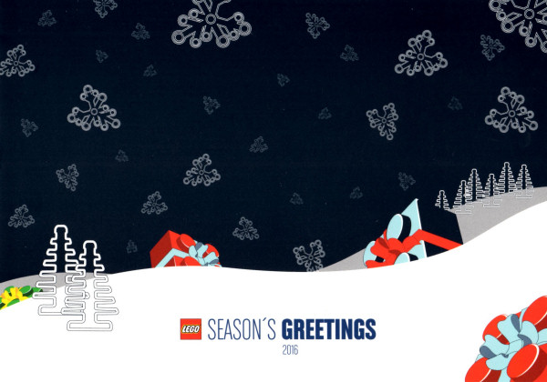 Season's Greetings 2016